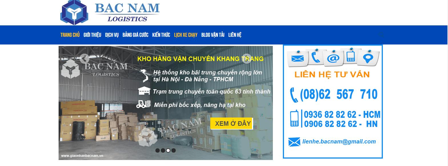Bac Nam LOGISTICS