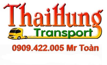 Dịch vụ vận chuyển đồ của Cty Thái Hùng
