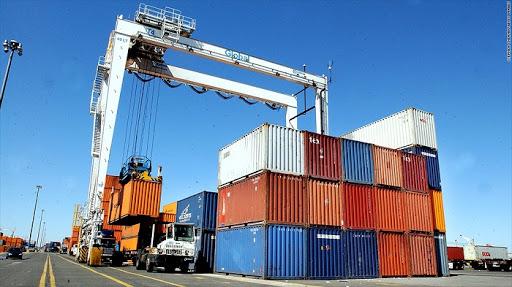 tính linh hoạt trong vận chuyển container